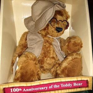 100th anniversary Rough rider teddy bear
